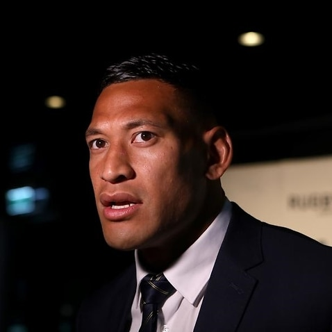 The Israel Folau controversy continues.