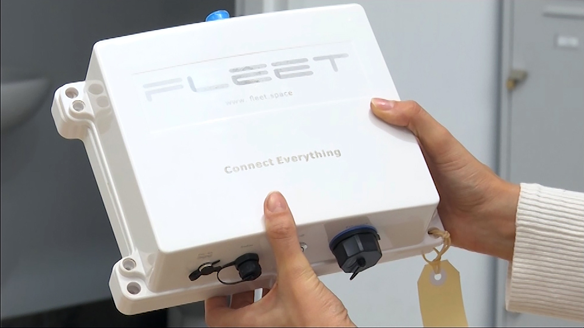 Fleet Space Technologies nano-satellites will help businesses stay connected with even their most remote operations from orbit.