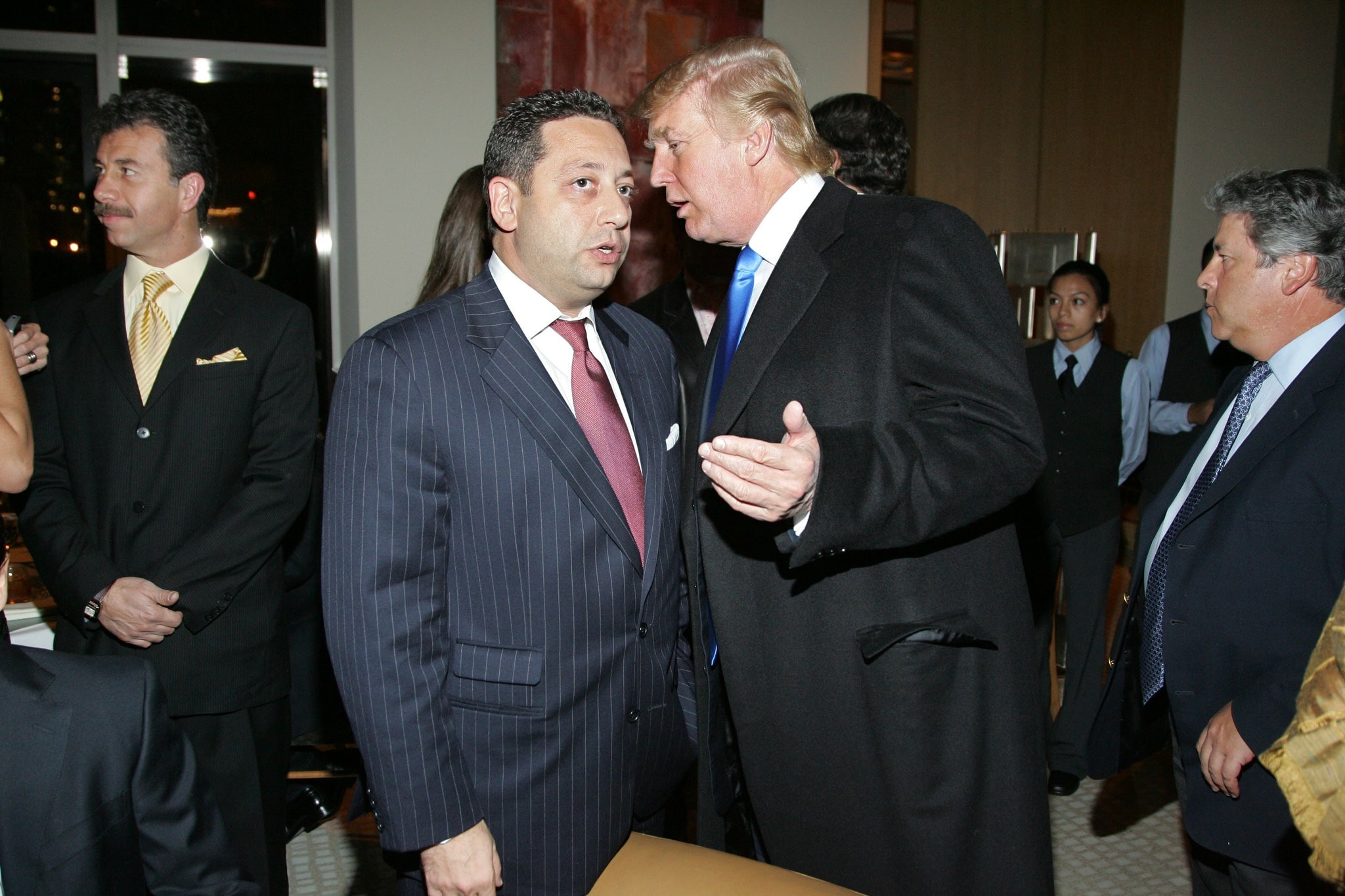 Felix Sater, a longtime business associate of President Trump's, drew on deep Russian contacts to pursue a real estate deal during the 2016 campaign.