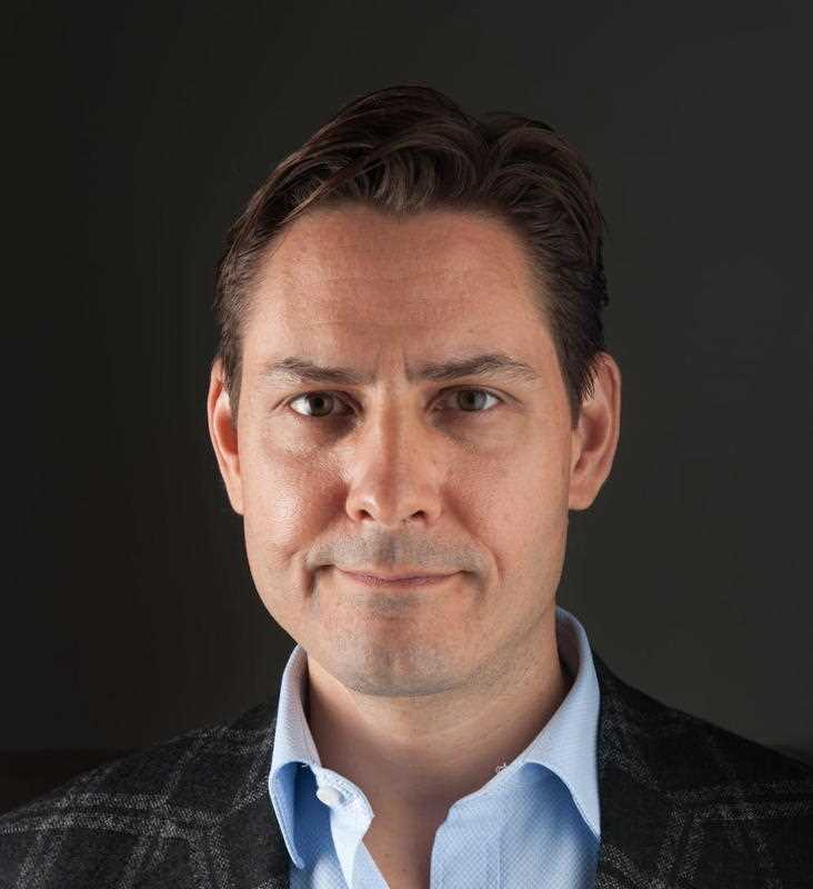 Mr Kovrig now works in Hong Kong.