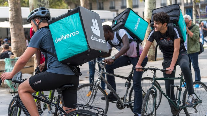 Deliveroo is under fire