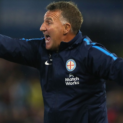 Melbourne City A-League Warren Joyce