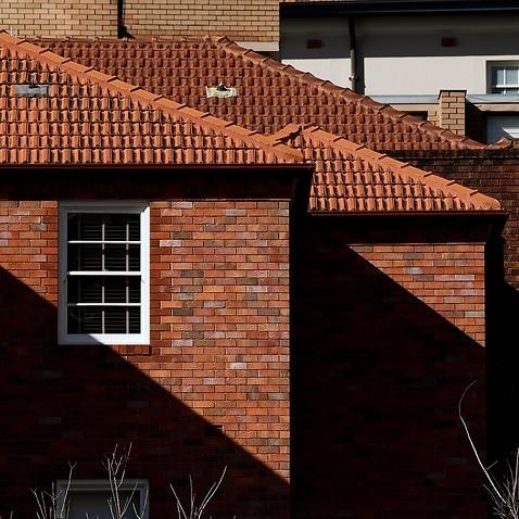 Residential housing in Sydney's inner east.