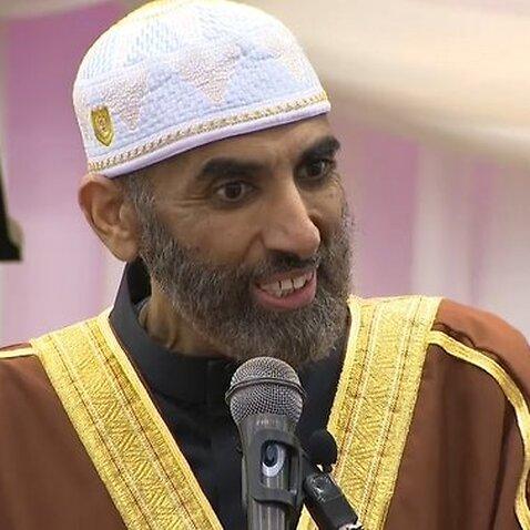 Australian Grand Mufti Sh Abdiladim