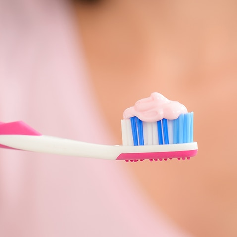 Internet-connected toothbrush makes debut