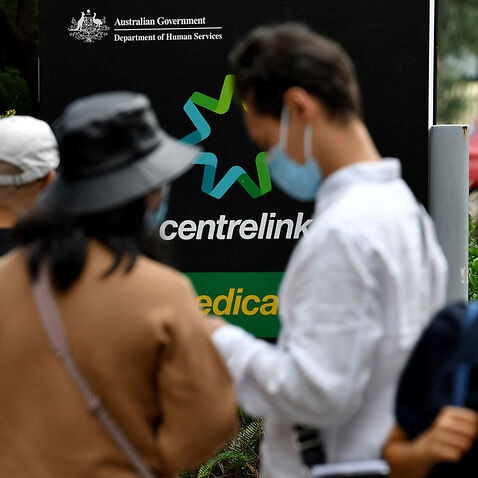 Centrelink payouts