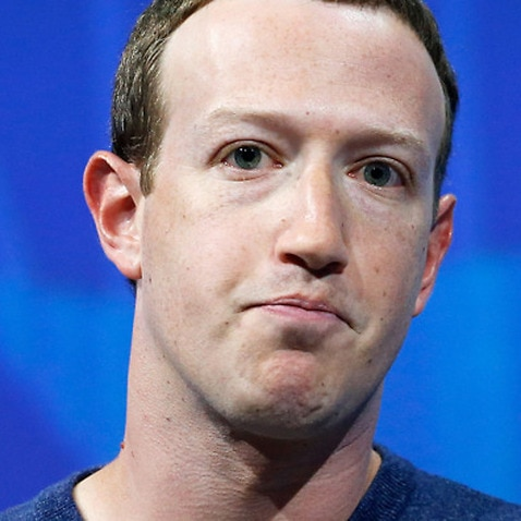 Facebook's founder and CEO Mark Zuckerberg says he's not stepping down, despite a rough year for the company.