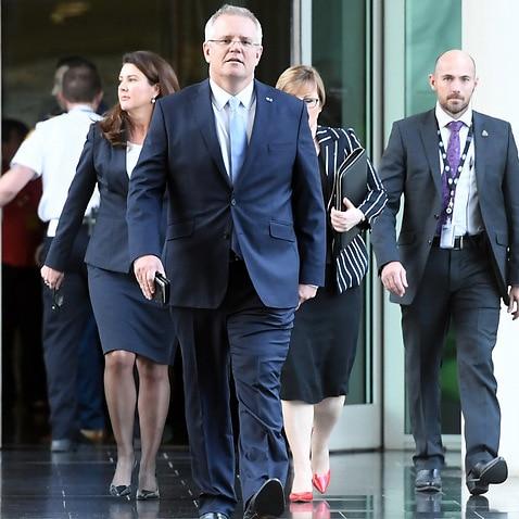 Scott Morrison has been selected as Australia's 30th Prime Minister.