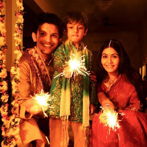 Indian Diwali