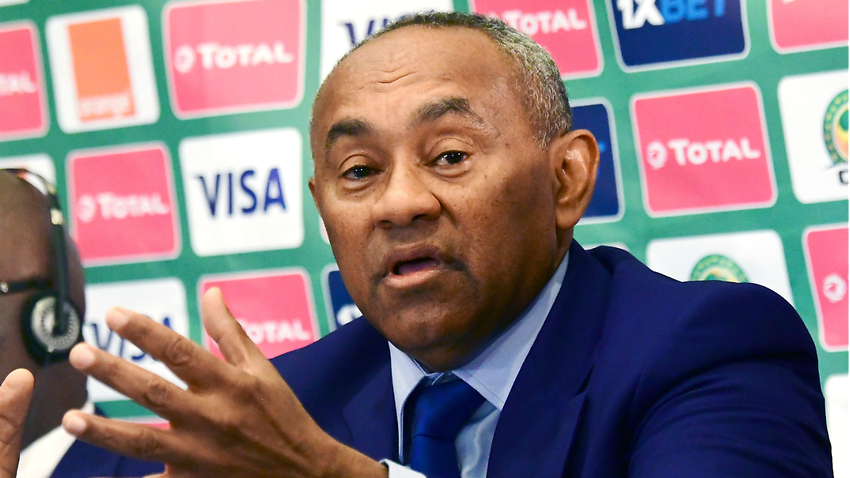 FIFA vice president detained by French authorities, FIFA 'unaware of the details'