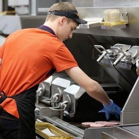Inside A Russian McDonald's Corp. Restaurant As Putin Instigates Government Investigation
