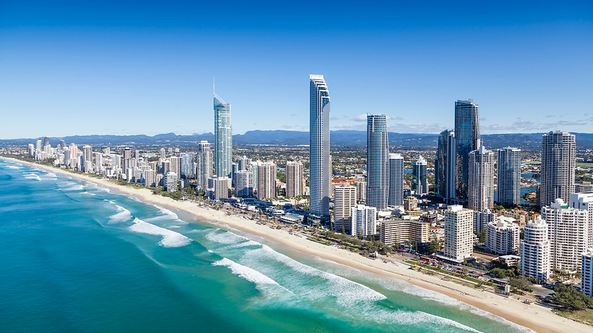 The Gold Coast wants to be classified as 'regional' to bring in more migrants