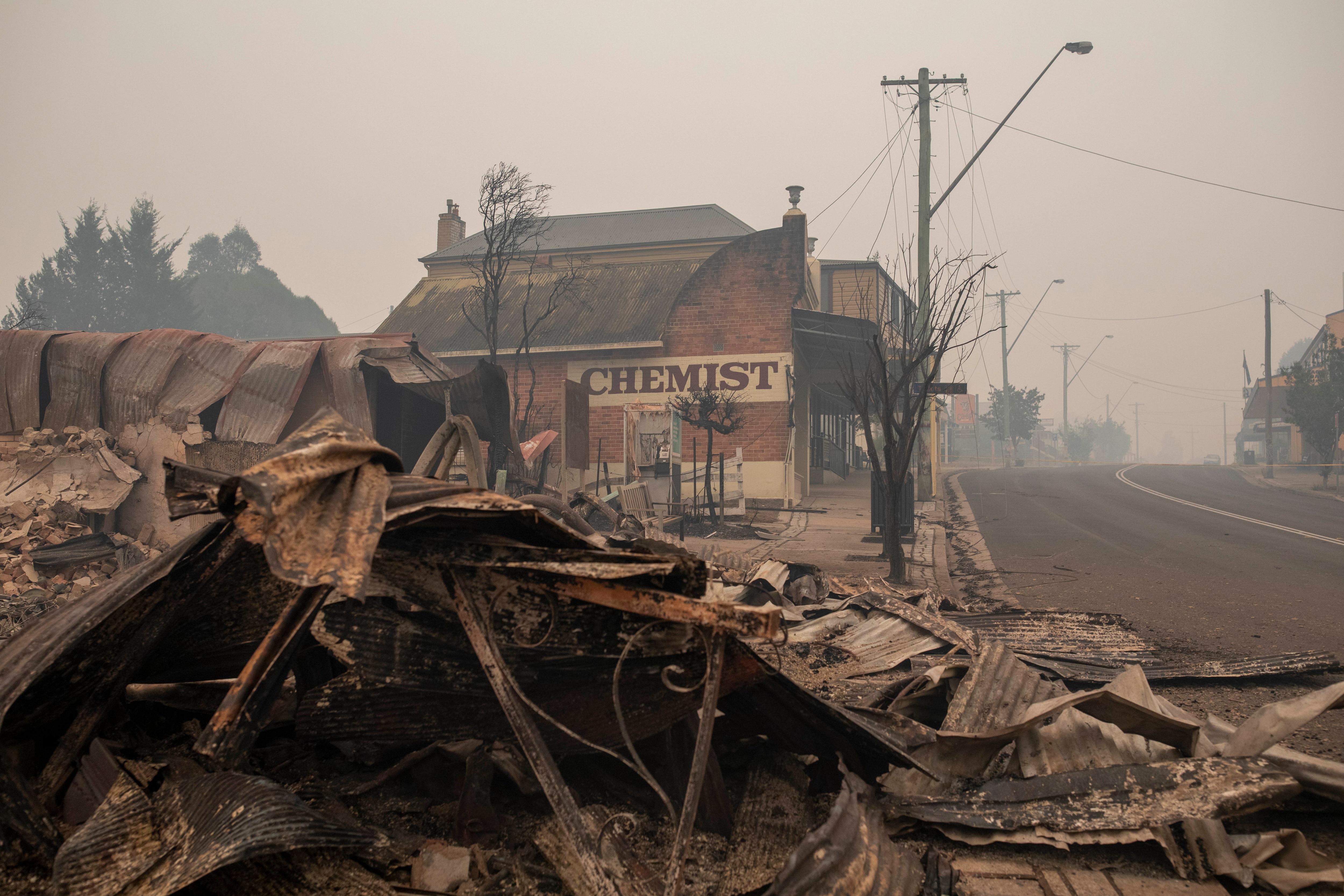 IAG says 2,800 bushfire claims since Sept