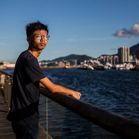 Hong Kong teen activist Tony Chung has been charged with secession.