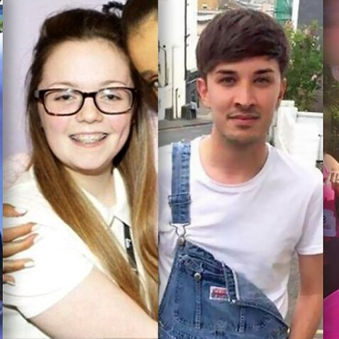 More victims of this week's attack in Manchester have been named.