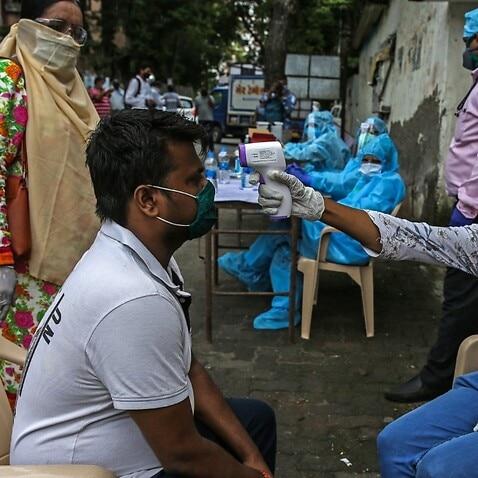 Coronavirus testing in India