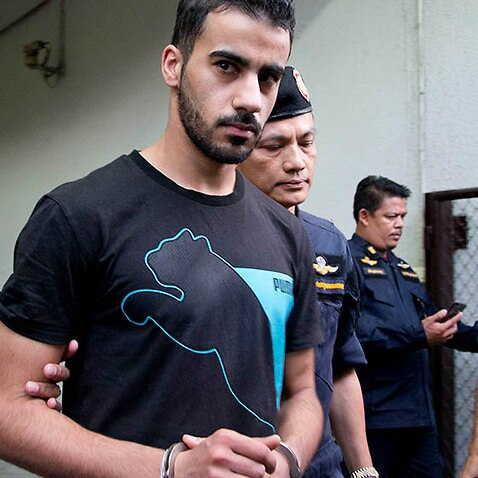 Detained Melbourne-based refugee Hakeem al-Araibi has thanked Australia for supporting him as he fears deportation from Thailand to his native Bahrain.