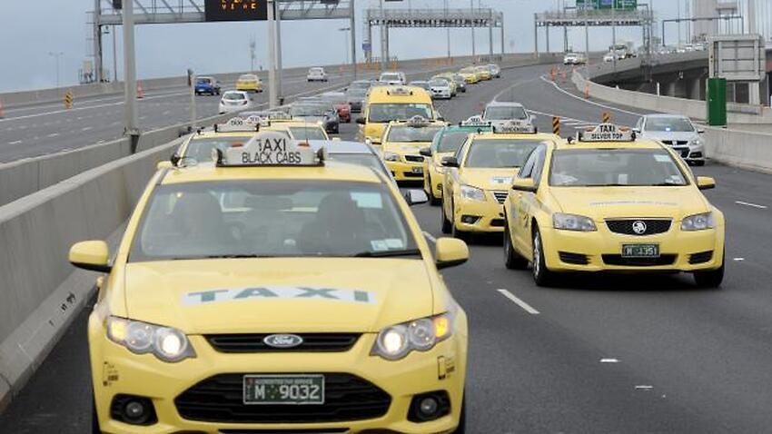 Taxi Driver Stream English