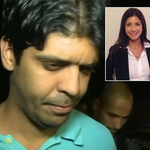Santoro as been arrested in Brazil as police investigate Cecilia Haddad's murder in Sydney.