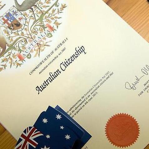 مدت زمان انتظار برای اخذ شهروندی استرالیا کاهش پیدا کرده است.