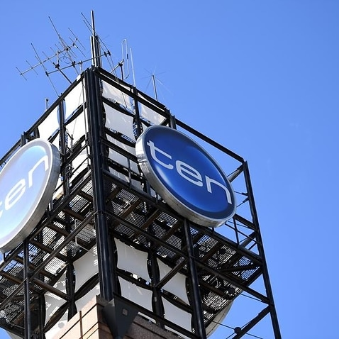The Network Ten logo