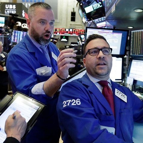 After days of turbulence, Wall Street has settled down