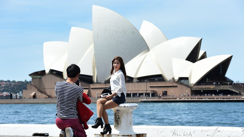Image for read more article 'Tourism minister rejects China's claims of spike in racism and violence against Asians in Australia'