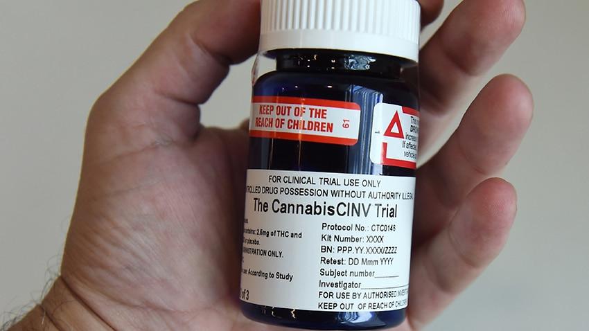 NSW cannabis trial 'making good progress'