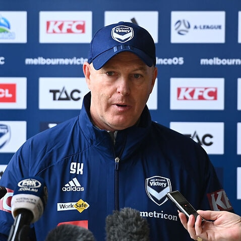 Melbourne Victory Press Conference