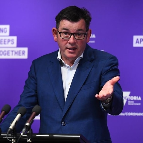 Daniel Andrews will face the media for the 100th time in a row.