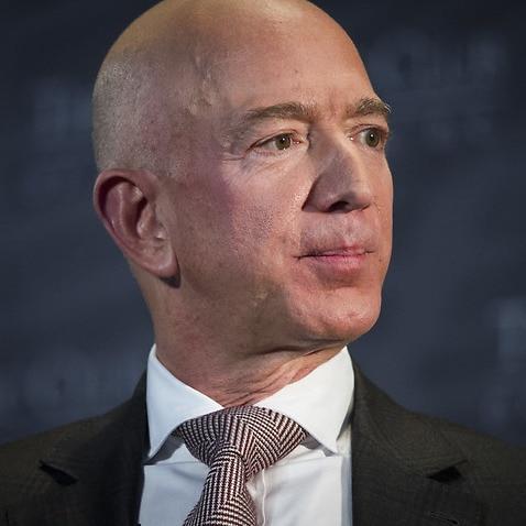 File photo of Jeff Bezos, Amazon founder and CEO.
