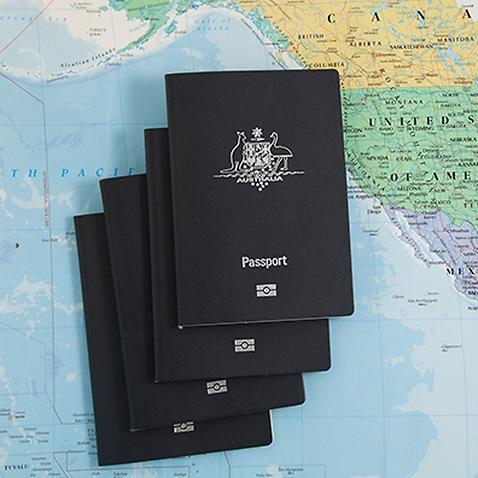 Australian Visas & Passports