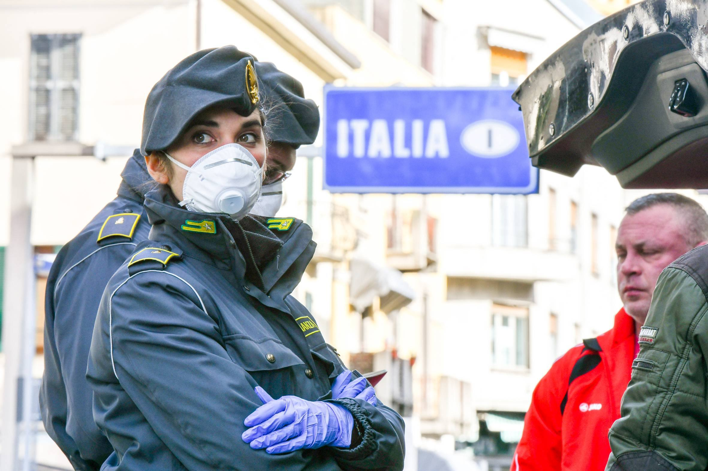 Italy was the first country in Europe to be hit hard by the virus.
