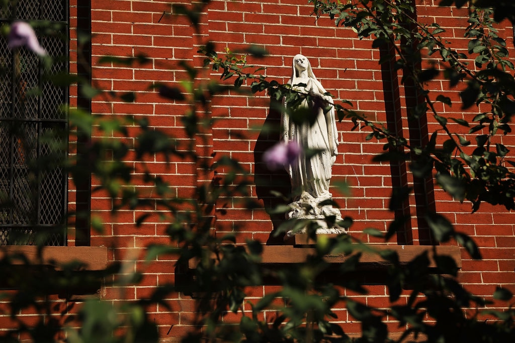 Hundreds of sexual abuse lawsuits were filed in New York- including against the Roman Catholic Church - after a new law changed the statute of limitations.