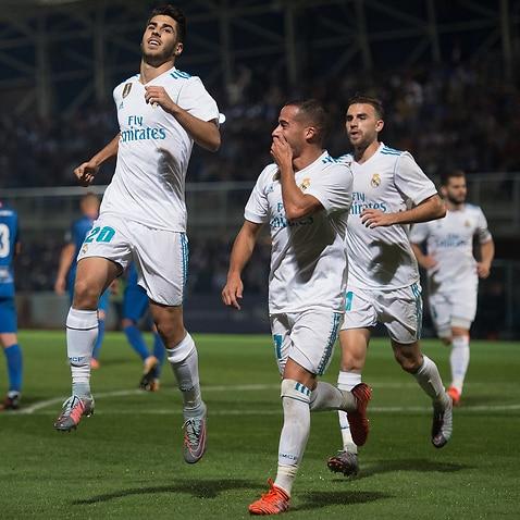 Real Madrid Copa del Rey Fuenlabrada