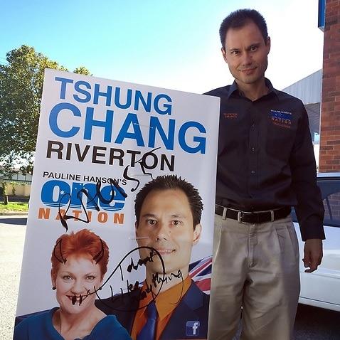 Tshung Chang