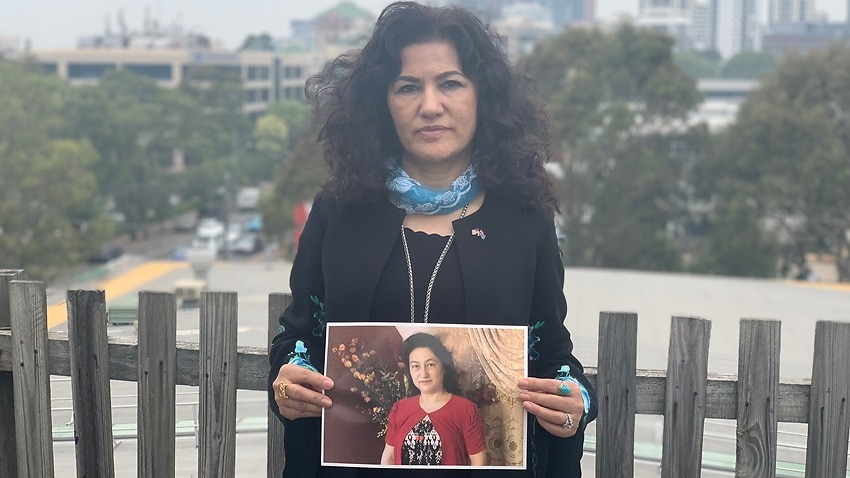 Image for read more article ''Chinese government cannot silence me': Uighur activist speaks out and asks Australians for support'