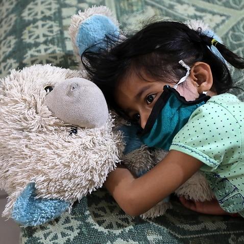India's COVID orphans
