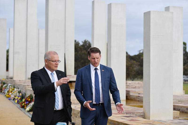 China Denounces Australian Lawmaker's World War Two Germany Remark