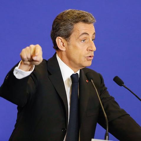 Sarkozy's party renamed The Republicans