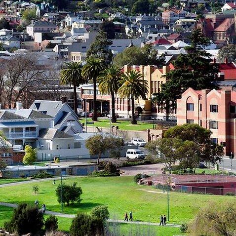 Kings Park, Launceston, Tasmania, Australia