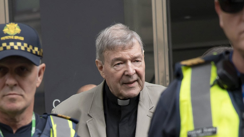 Disgraced cardinal George Pell could walk free today