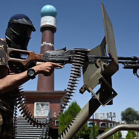 A member of the Taliban Fateh, a