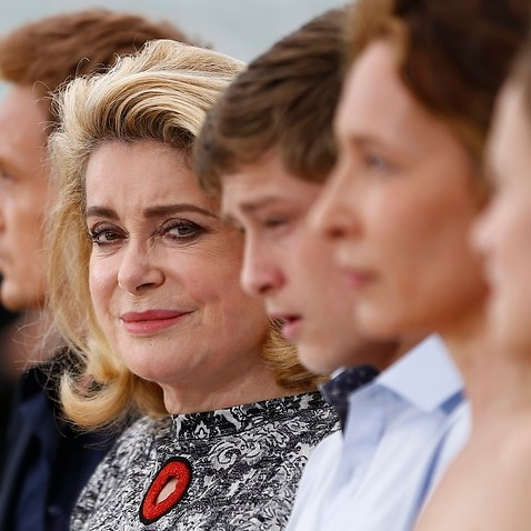 Catherine Deneuve accuses #Metoo of having a hatred of men