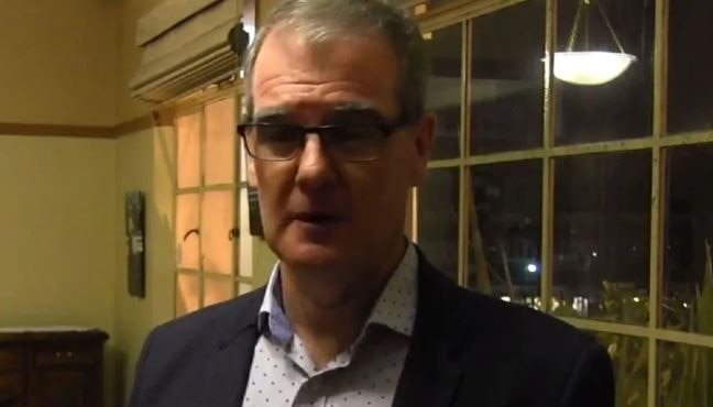 NSW Labor leader Michael Daley was caught on video warning voters that Asian migrants are taking the jobs of young Australians.