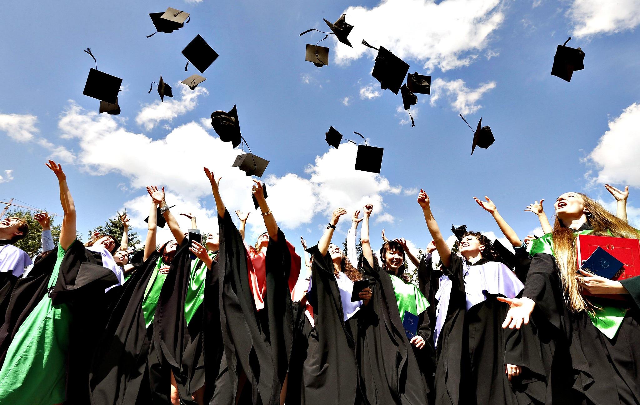 International students in Australia.