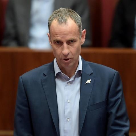 Australian Greens Senator Nick McKim
