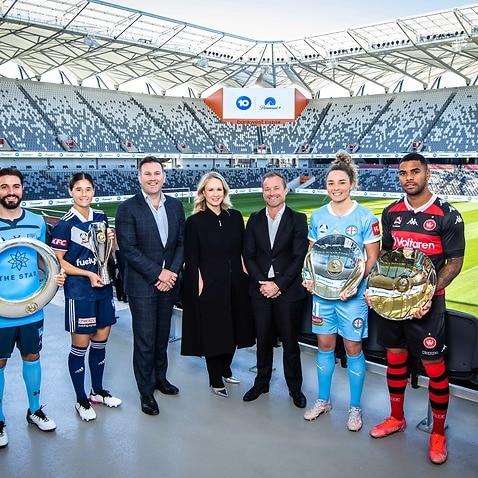 Network Ten and A-League deal