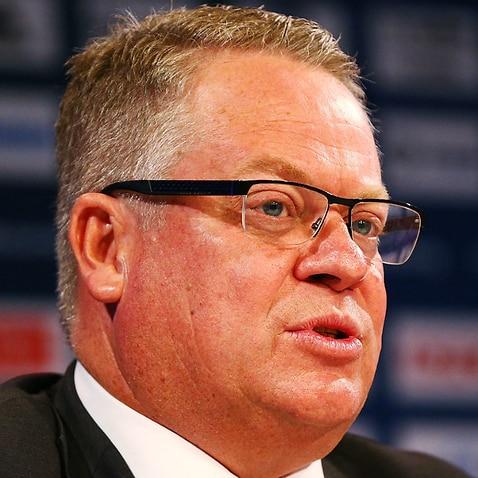 A-League boss Greg O'Rourke