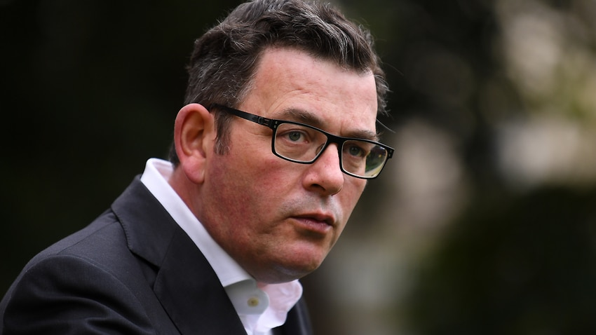 Image for read more article ''Egg and spoon' race: Daniel Andrews slams 'totally unfair' NSW vaccine allocations '